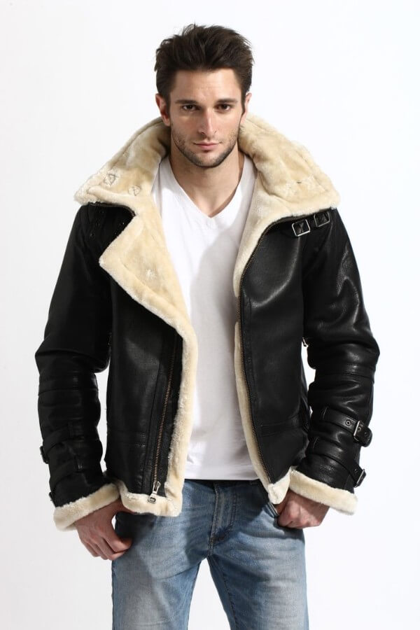 Tips For How To Buy And Wear Men's Sheepskin coat