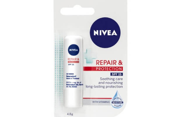 Nivea Lip Care Repair & Protect