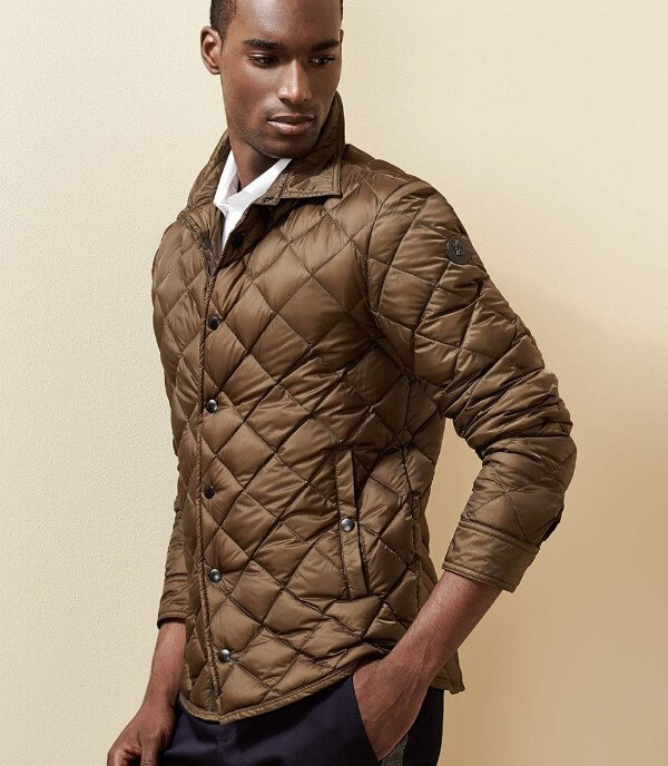 What To Wear The Style And Fashion Of Quilted Jacket: Men's Winter Wear