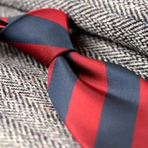Repp Stripe & Regimental Ties for any occasion