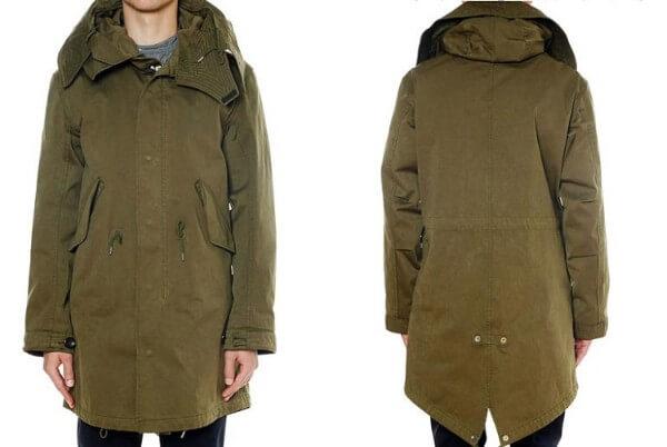 Stylish Ways To Wear Men's Parka Jackets