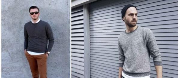 Sweatshirt for Men for Stylish Look