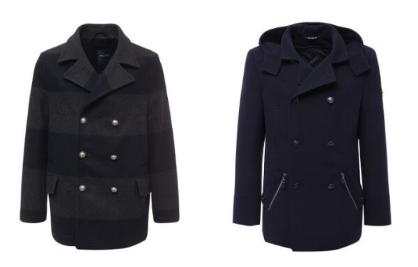 Overcoat Mens Jackets & Coats
