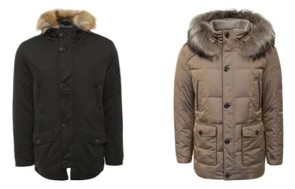 Trendy winter jacketnew men's parkas
