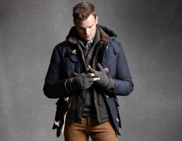 Stylish winter clothing coats, leather jackets, thin sheepskin coats, for casual look