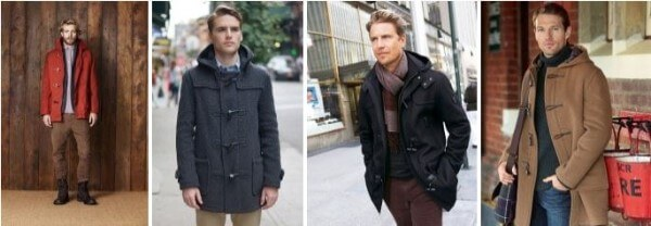 Duffle Coat Photos Tips On How To Wear and Style Mens Duffle Coat