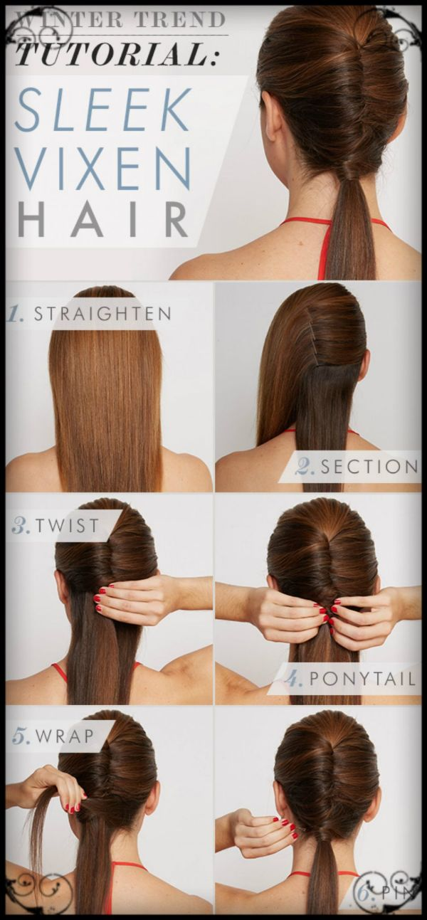 Office Hairstyles: Show Your Goodness Simple Hairstyles For A Strict Dress Code