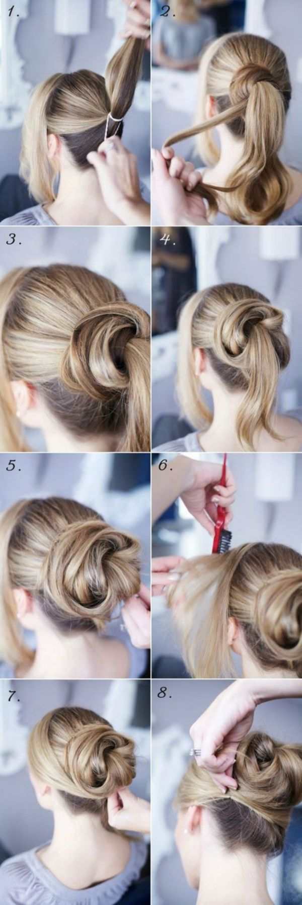 Office Hairstyles: Create A Twist Simple Hairstyles For A Strict Dress Code