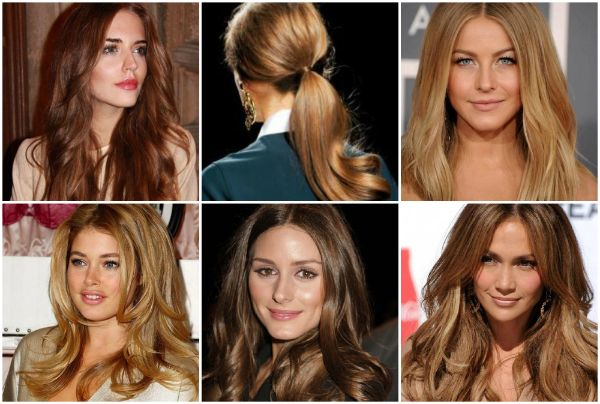 Hollywood celebrity like Jennifer Lopez, Jennifer Aniston fabulous hairstyles & shades