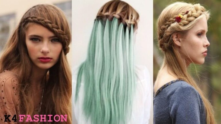 69 Beautiful Braided Hairstyle Ideas