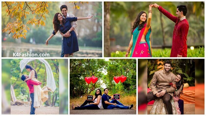 20 Beautiful Pose Ideas For Pre Wedding Shoot K4 Fashion