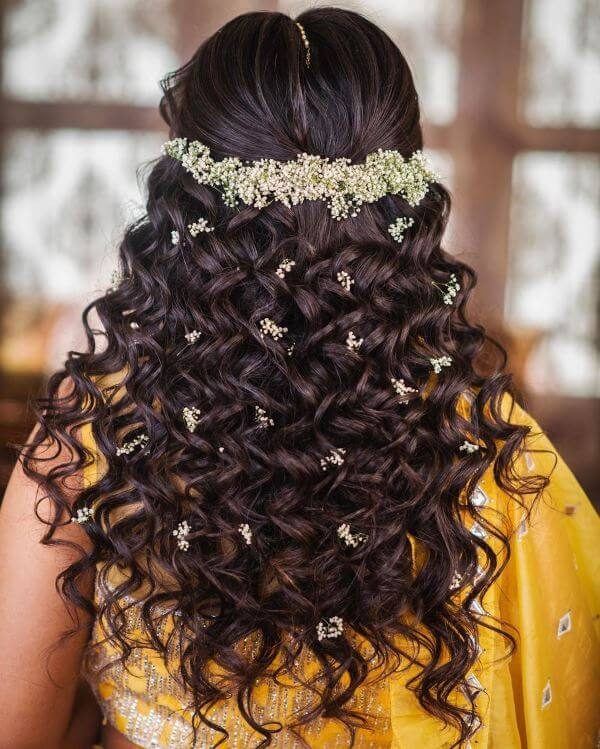 Soft tight curls  Soft tight curls Elegant Hairstyles for Long Hair to Suit Your Style