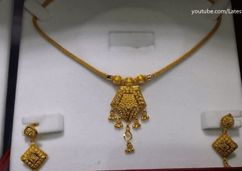 Traditional gold chain design Latest Gold Chain Designs Under 20 Grams Weight