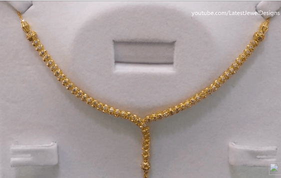 Gold crush Latest Gold Chain Designs Under 20 Grams Weight