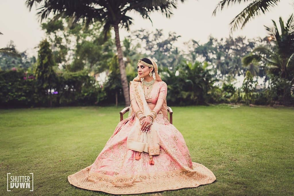 Baby pink designer lehenga Special Bridal Designer Lehenga Collection for Wedding