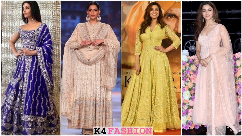 Indian Designer Dresses for Traditional Look