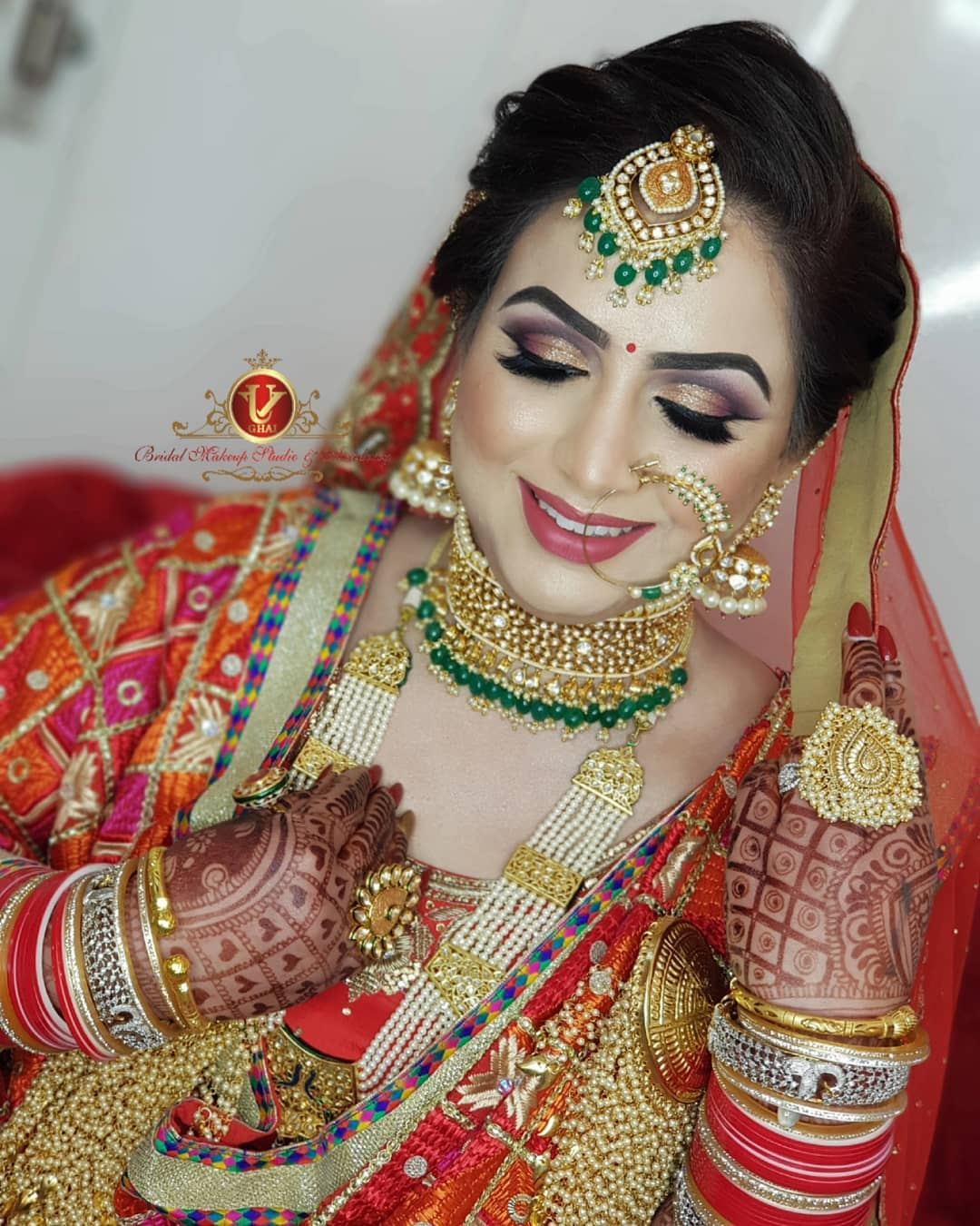 Dewy Indian Wedding Makeup Ideas to Look Like Celebs