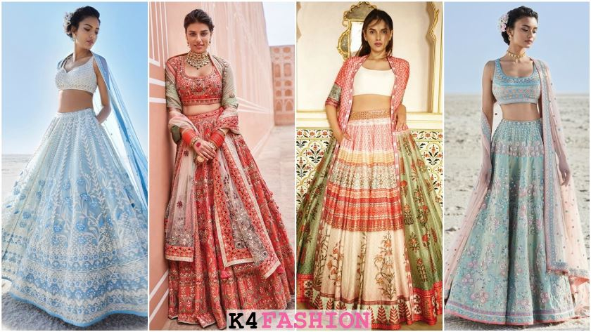Summer Reverie Bridal Collection By Anita Dongre K4 Fashion