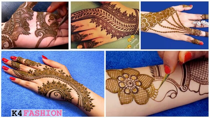 Rakhi & Eid Special Mehndi Designs for Hands