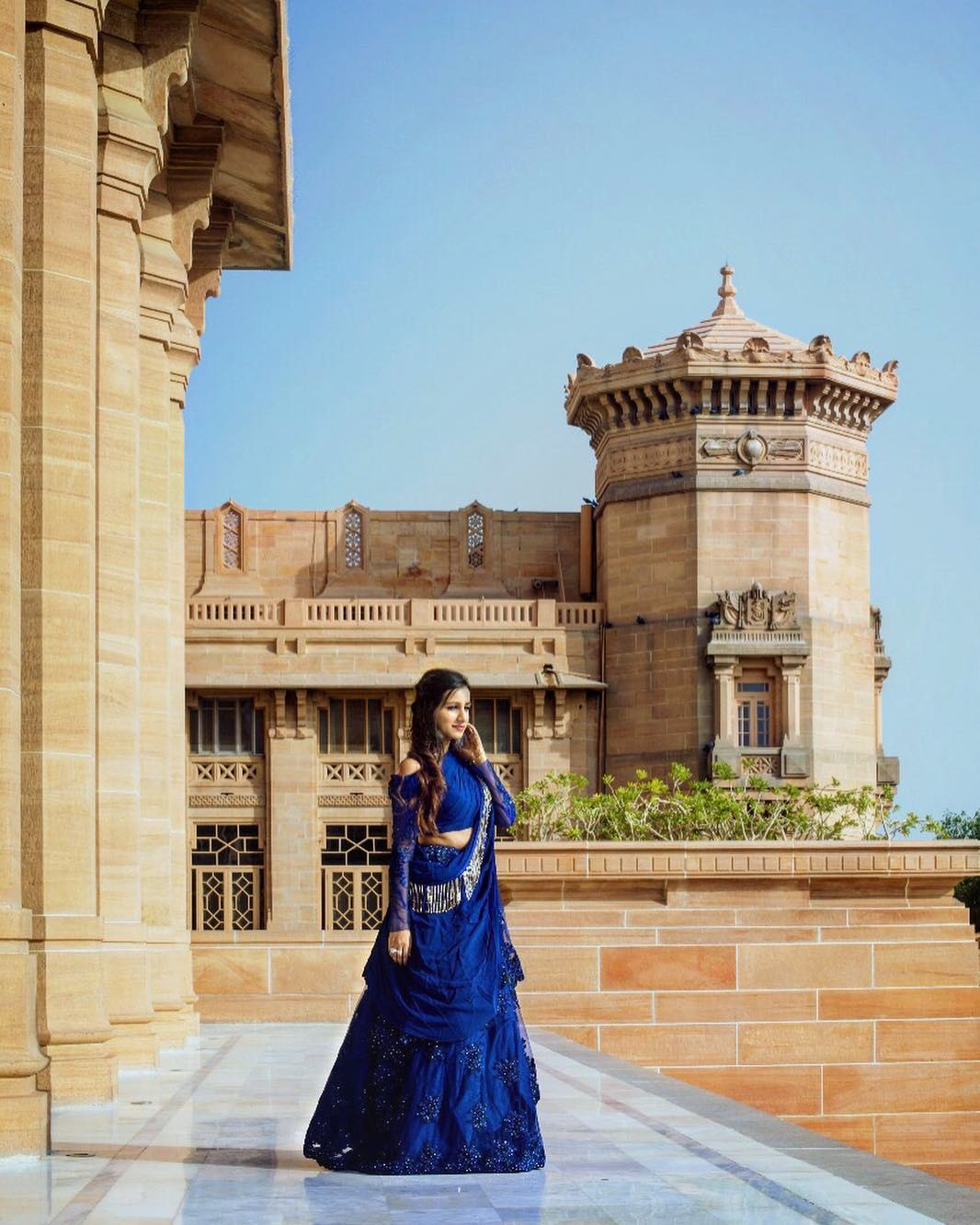 It's all blueSpecial Bridal Designer Lehenga Collection for Wedding