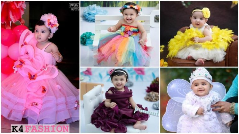Baby Girl Princess Dress Ideas for Memorable Photoshoot