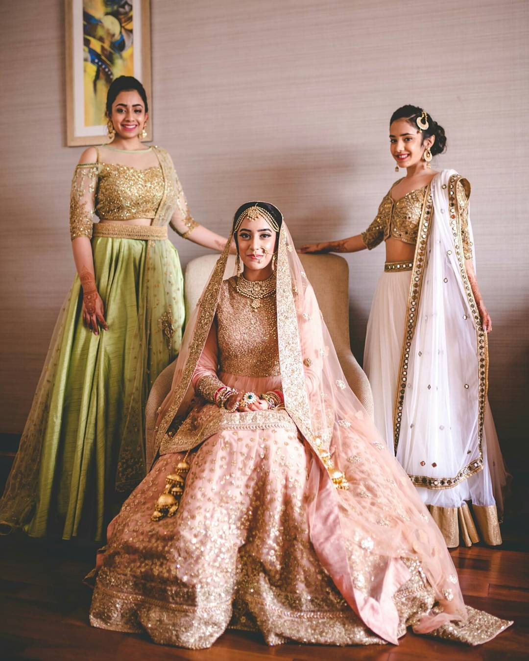 One for everyone Designer Bridal Lehengas for Indian Wedding