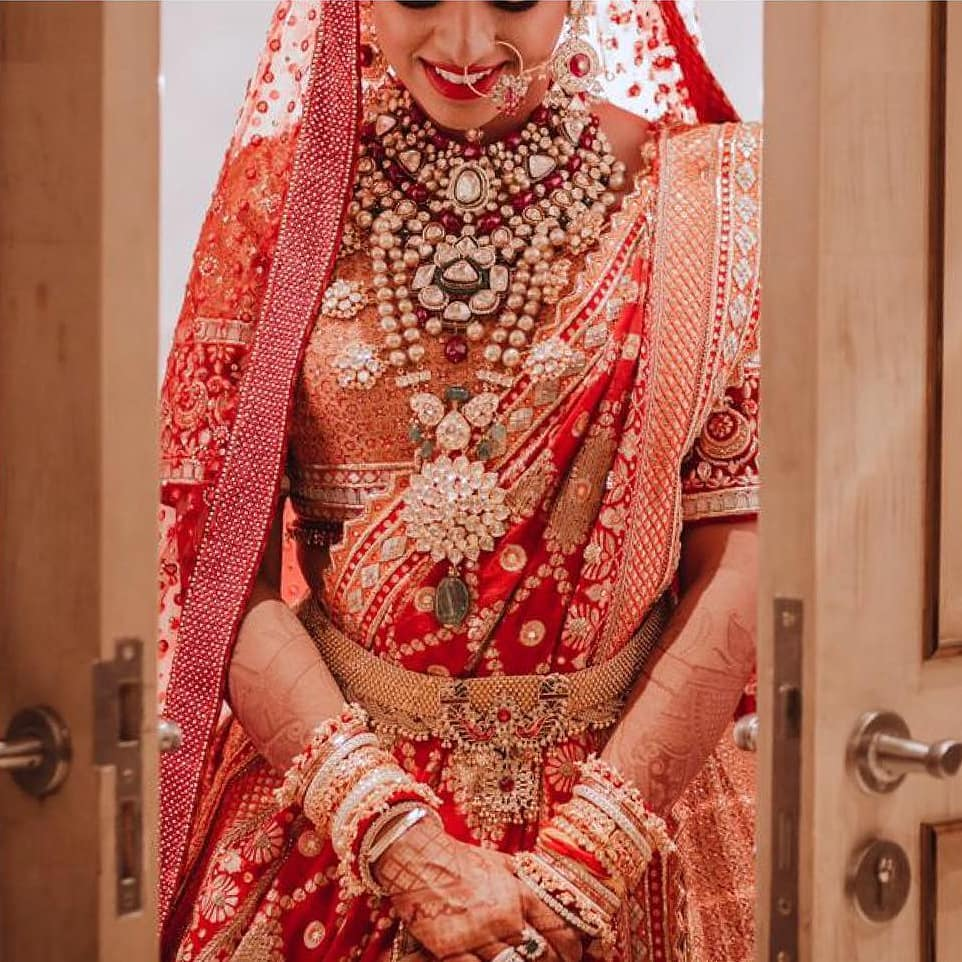 All decked up: Real Bridal Looks, Styles & Dresses Inspirations