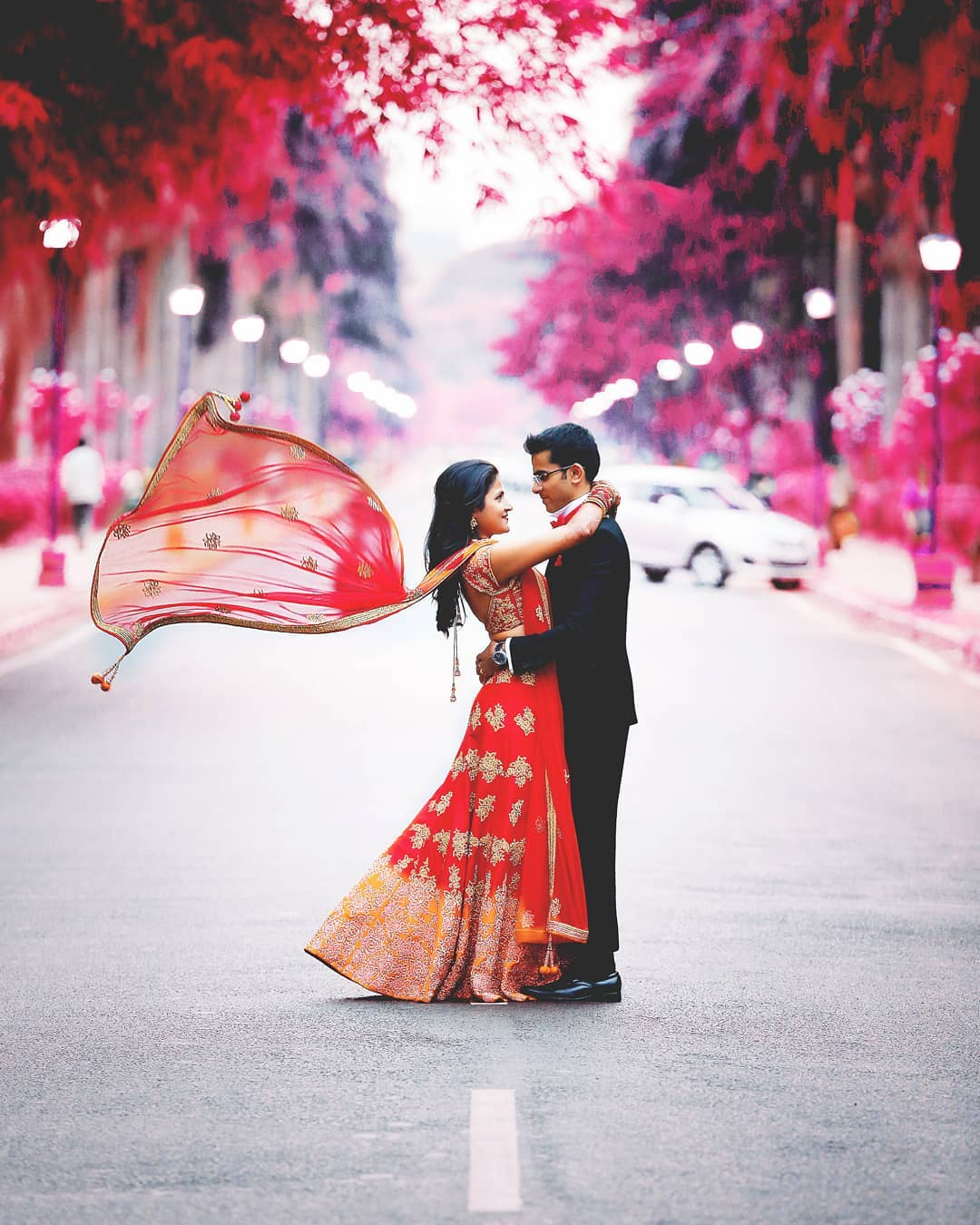 Be mine forever: Pre-wedding Photoshoot for Indian Couples