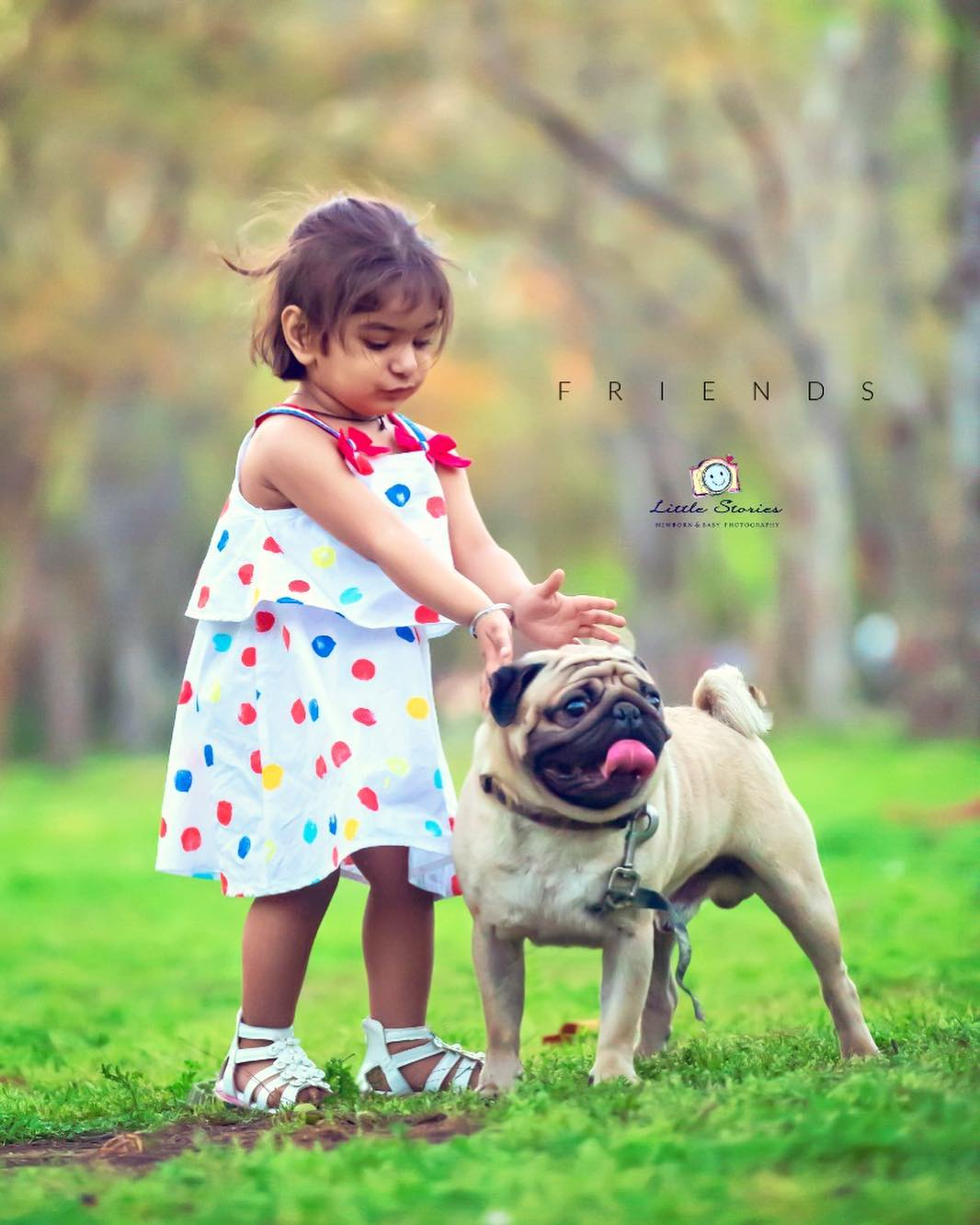 Let's be friends: Child photography poses ideas for memorable photoshoot