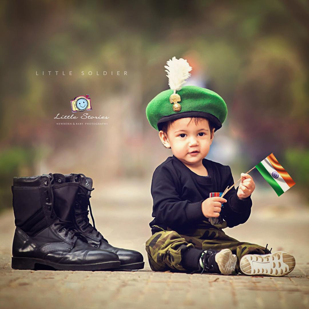 Love for the country: Child photography poses ideas for memorable photoshoot