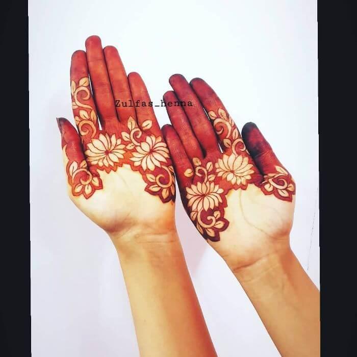 Beautifullotus mehndi design Beautiful Floral Mehndi Designs for Hands