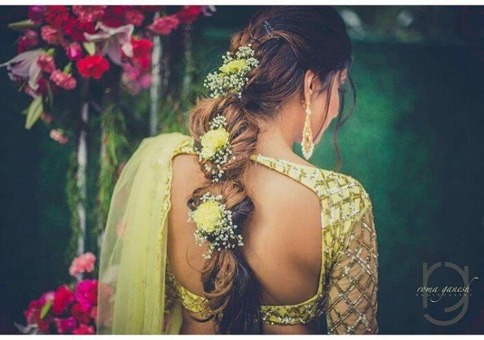 Bridal Hairstyle for Long Hair Trendy Hairstyles for Long Hair | Wedding Special