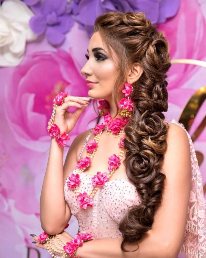 Beautiful Knot braid Hairstyles for Long Hair Trendy Hairstyles for Long Hair | Wedding Special