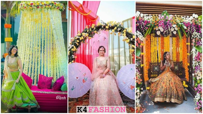Trending DIY Décor Ideas for Your Mehndi Ceremony at Home