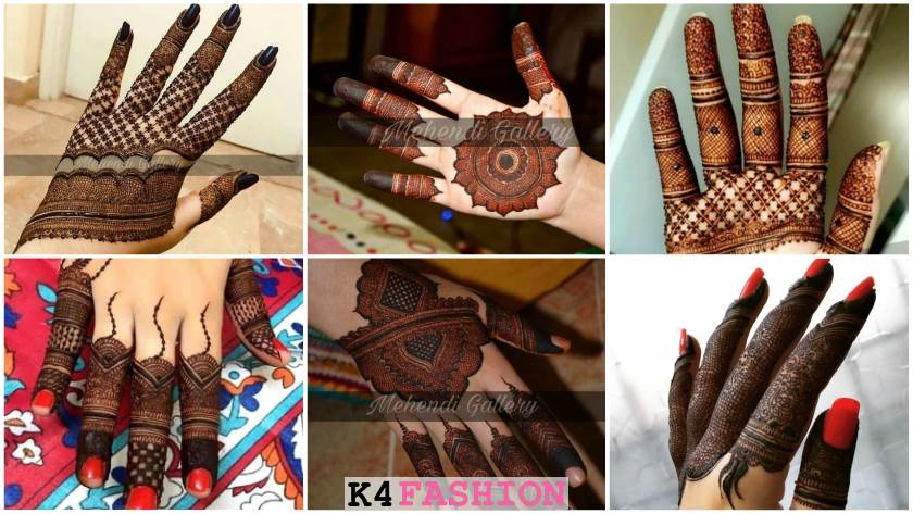 Pakistani Mehendi Designs for hand