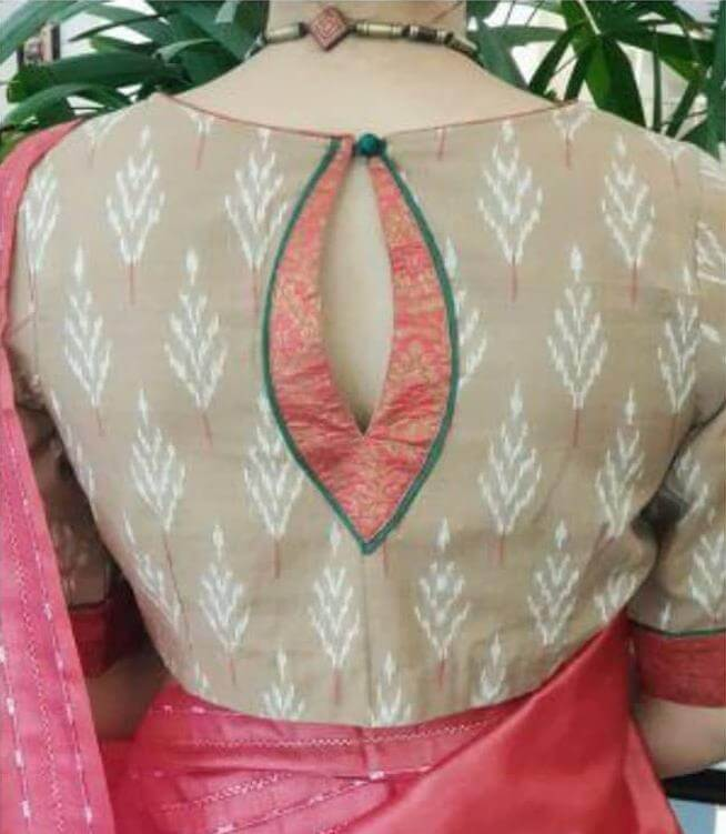 Smart Blouse Back Designs for a Glam Look Stylish Blouse Back Neck Designs for Modern Look