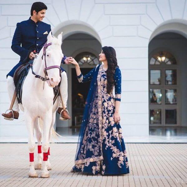 Unique Pre-Wedding Photoshoot Ideas
