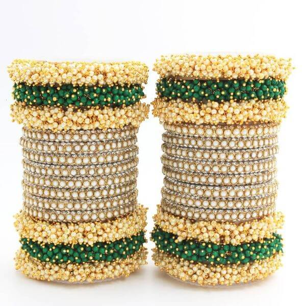 Multi Colored Bridal Bangles Bright and colourful Bangles for Wedding Trendy Bangle Designs for Indian Brides to Make Your Wedding Memorable