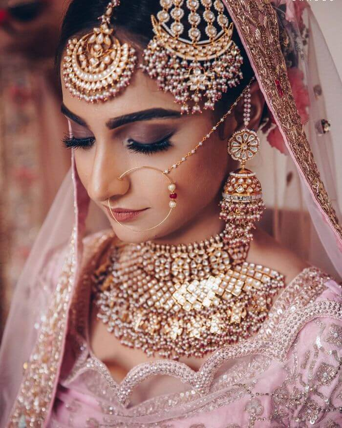The futuristic Indian bridal Nath design Latest Bridal Nath Designs for Traditional Indian Wedding