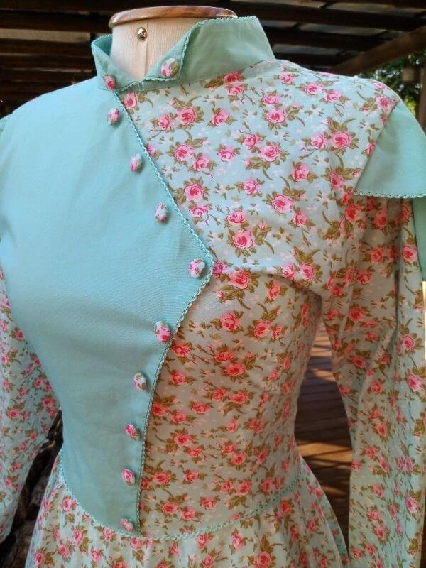 Potli Button Neck Designs For Kurti Or Kurta K4 Fashion