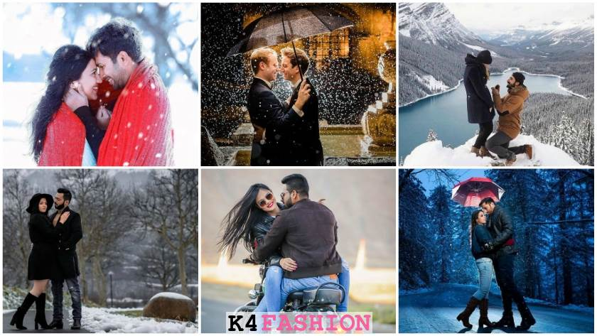 Snowy Wedding Photo Ideas to Steal for Your Winter Wedding
