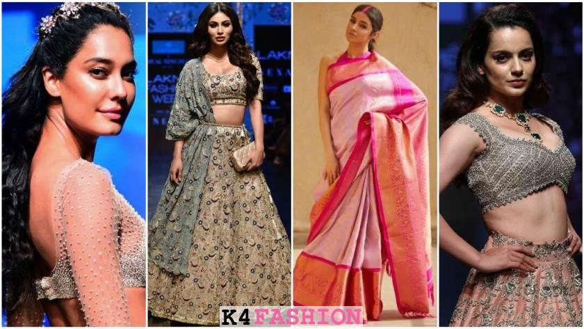 The star-studded Lakme Fashion Week