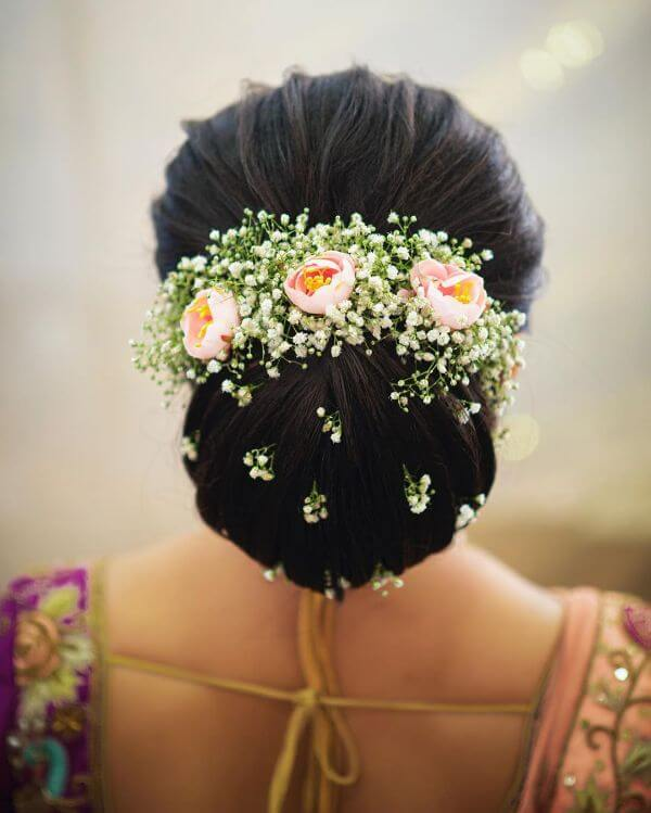 The angel band Bridal Bun Hairstyles  Bridal Bun Hairstyles to make your wedding day special