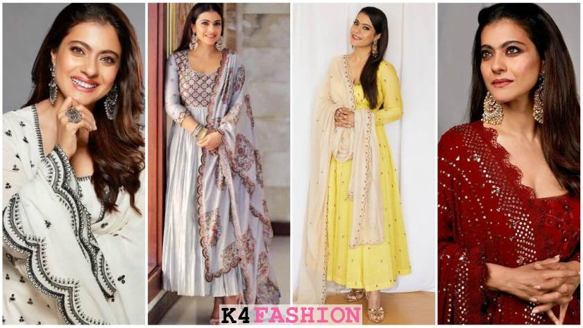 Kajol Salwar Kameez Collection