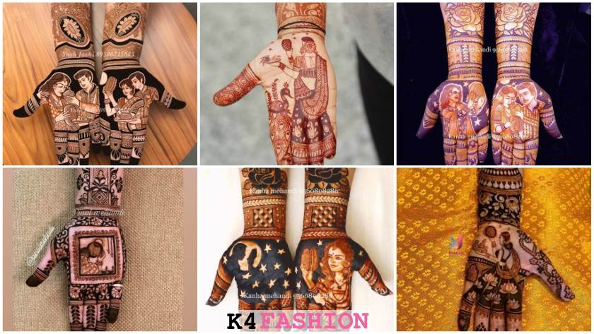 karva chauth mehndi designs 2020 new style simple