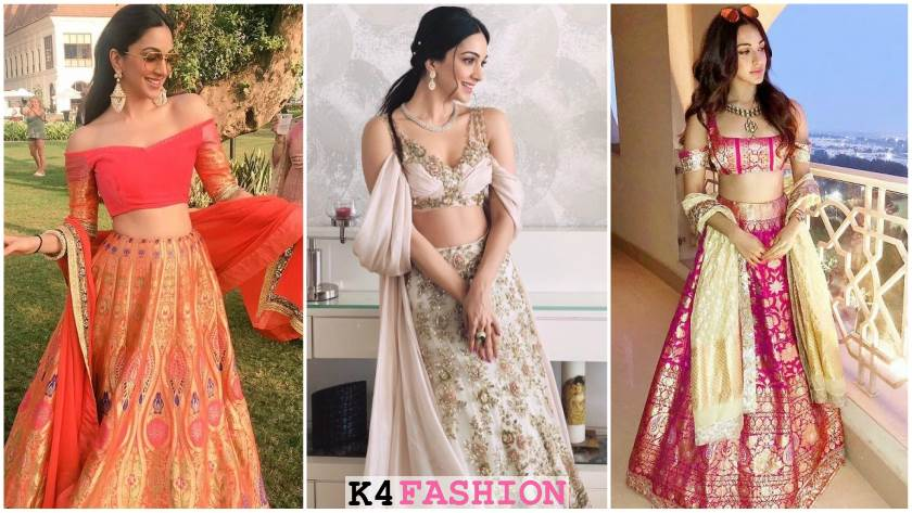 'Kabir Singh' Actress Kiara Advani Is Redefining Sensuality With Her Trendy Blouses