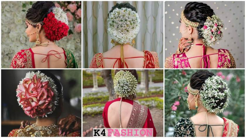 Best Indian bridal hairstyles trending this wedding season