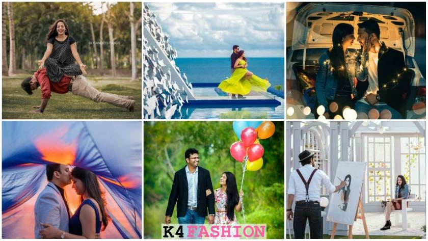 Pre Wedding Photoshoot Ideas For Indian Couple K4 Fashion