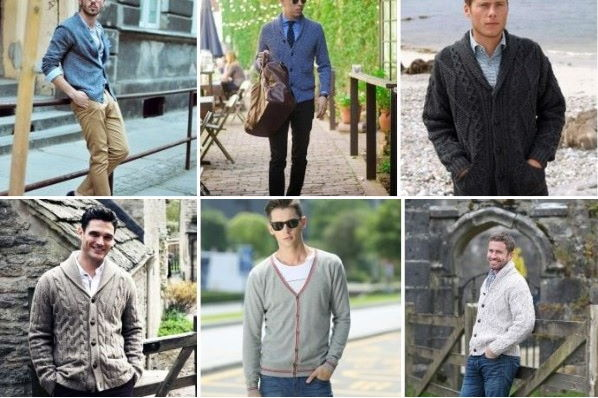 Men's Style Guide: Tips to Wear Cardigan
