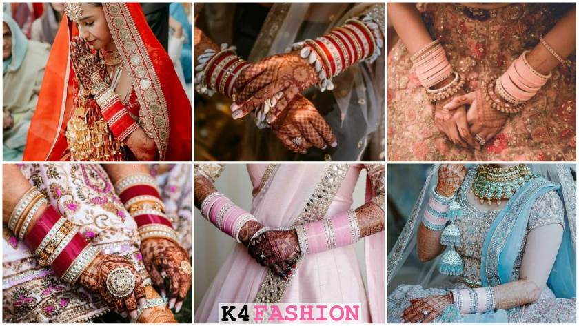 Latest Chooda Designs & Trends for Brides